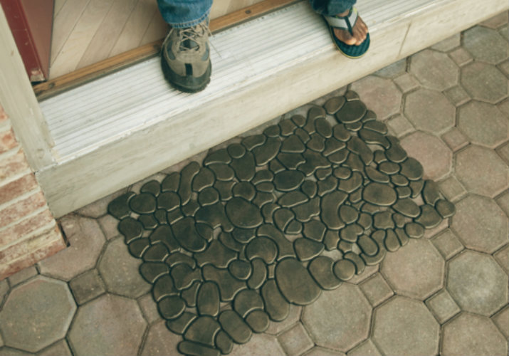 Contemporary Doormat Rugs