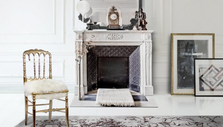 Contemporary Rugs for a Bedroom design
