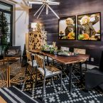 5 Rug Dining Room Ideas To bring Thanksgiving Into Your Home