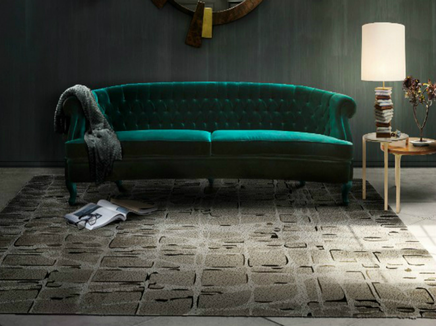 5 Incredible modern rug patterns for the next season