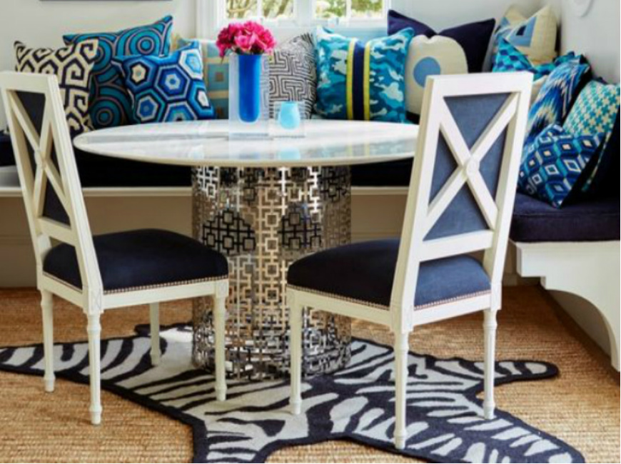 6 Stunning Dining Room Rugs That Steal The Show