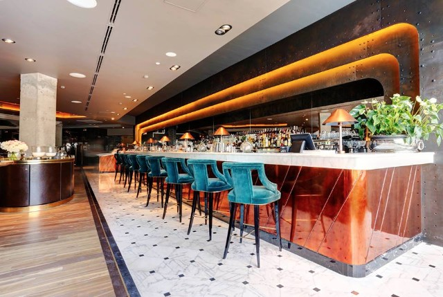 Get Inspired By The Incredible ERWIN Restaurant Design