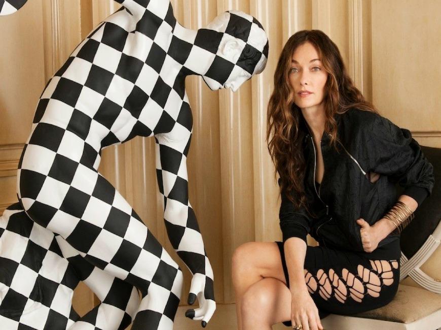 5 Sophisticated Modern Rugs Designed By Kelly Wearstler