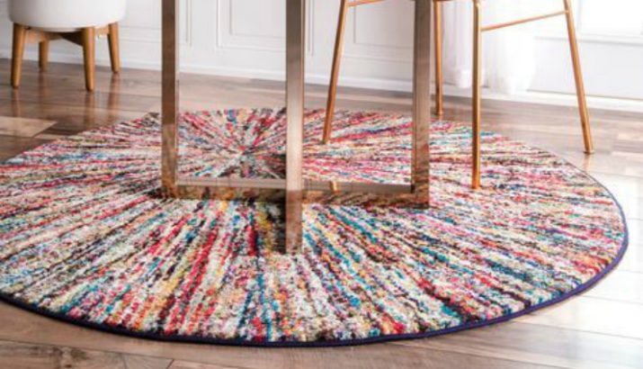 THE COLORED MODERN RUGS THAT WILL WARM AND EMBRACE YOUR EASTER