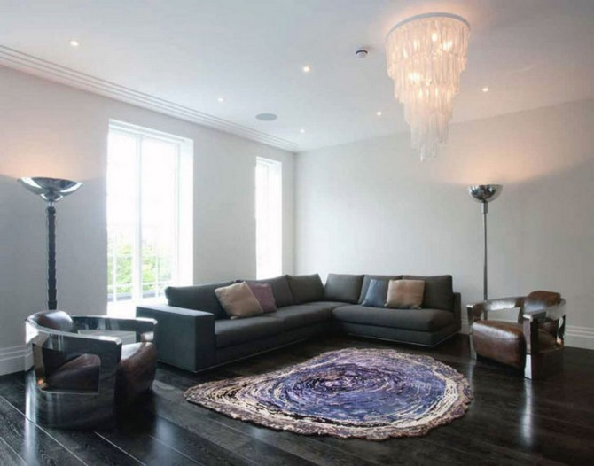 How To Use modern rug as the inspiration for your home decoration  modern rug How To Use modern rug as the inspiration for your home decoration Contemporary Rugs8