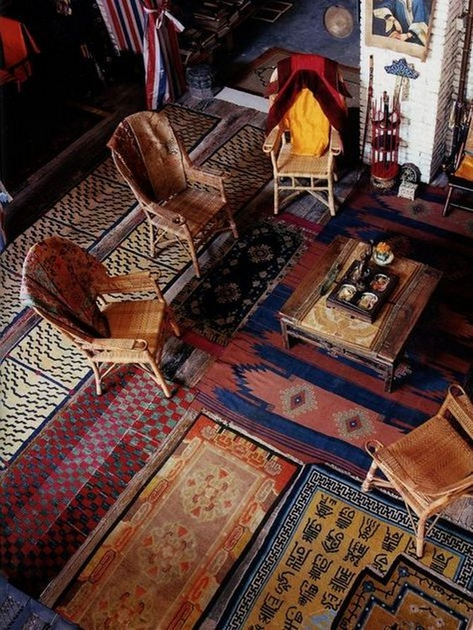 How to introduce a patterned rug in a living space patterned rug How to introduce a patterned rug in a living space? How to introduce a patterned rug in a living space3
