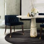 How To Style your home using black modern rugs
