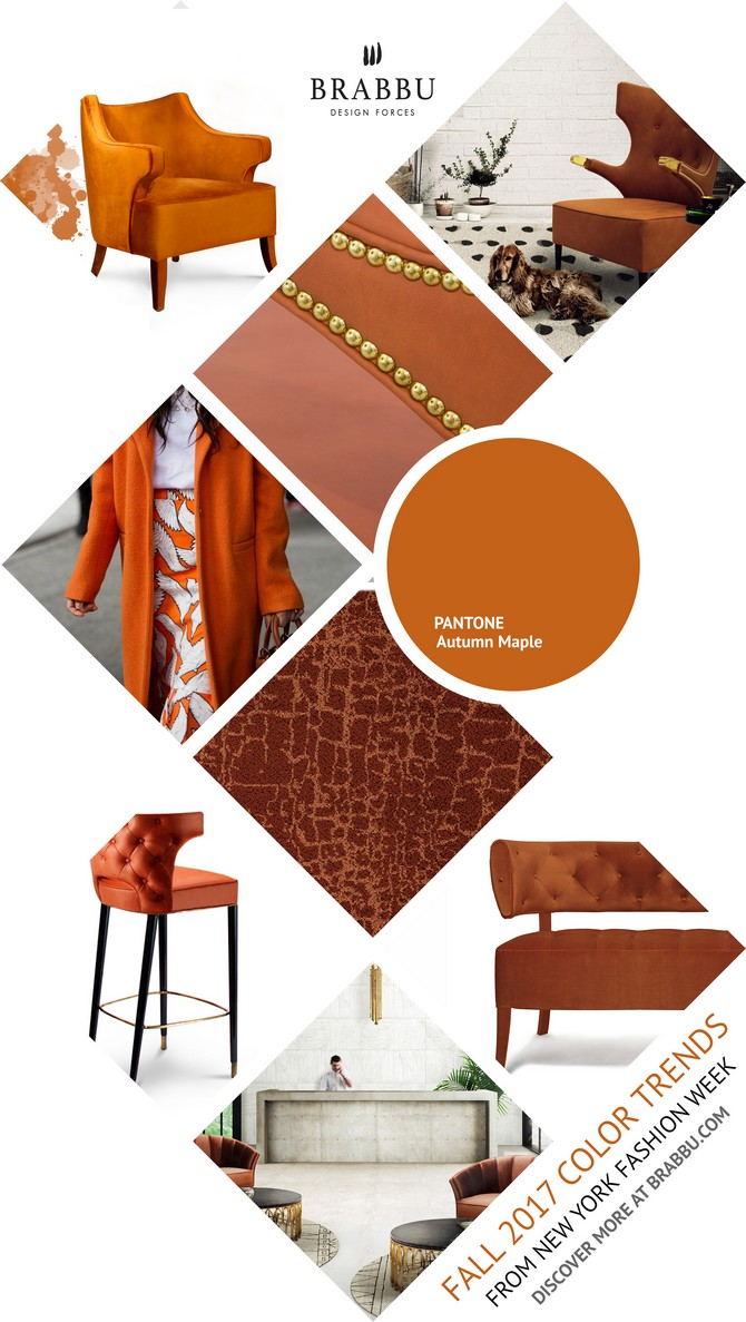 Modern Rugs Trends you will see this Fall modern rugs 6 Modern Rugs Trends you will see this Fall Orange
