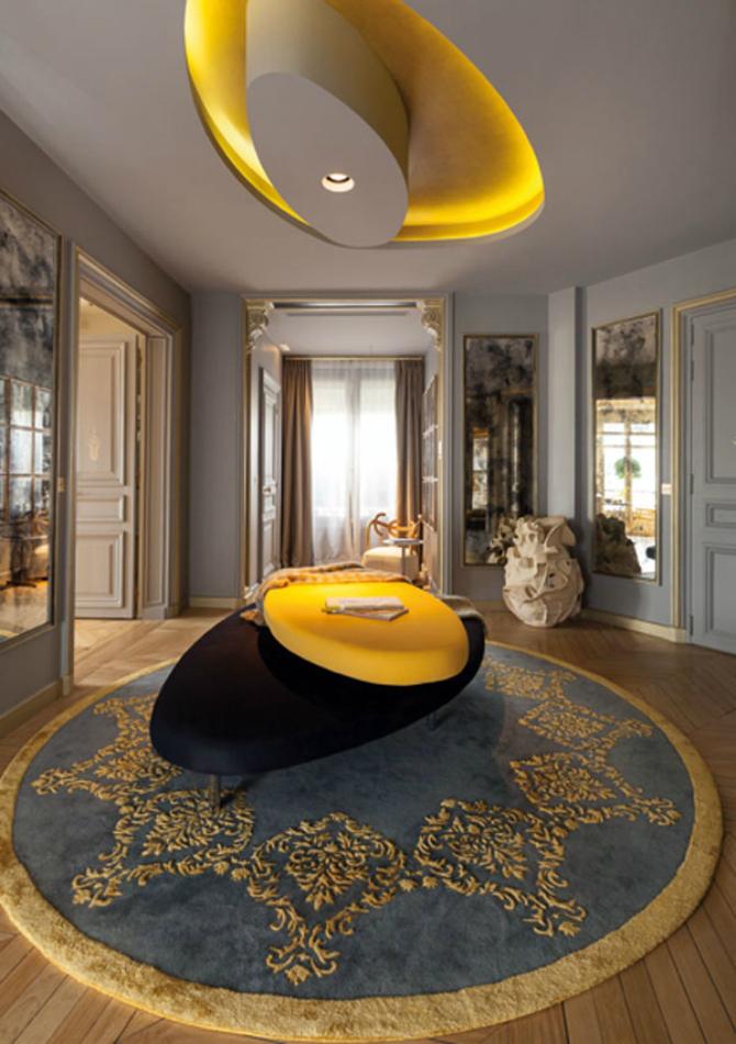 SAHRAI MILANO: A LUXURIOUS RUG DESIGN BRAND rug design SAHRAI MILANO: A LUXURIOUS RUG DESIGN BRAND Sahrai predmety interiera
