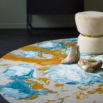 Hand-made rugs: the unique style of Petrina Turner Design!