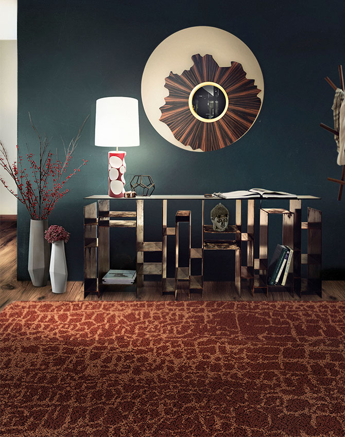 How To Give A Revamp To Any Room With A New Rug wool rug How To Give A Revamp To Any Room With A New Wool Rug HIMBA fixed 1