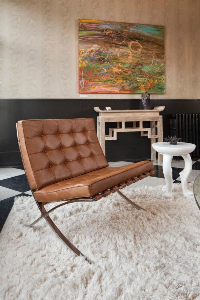 When a modern armchair meets a Contemporary Rug contemporary rug 2018 Trends: When a modern armchair meets a Contemporary Rug When a modern armchair meets a Contemporary Rug5