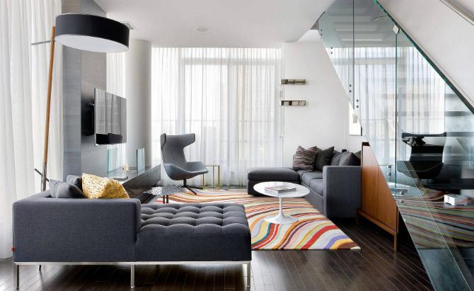When a modern armchair meets a Contemporary Rug contemporary rug 2018 Trends: When a modern armchair meets a Contemporary Rug When a modern armchair meets a Contemporary Rug7