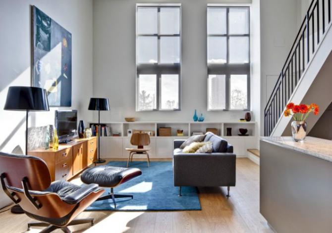 contemporary rug 2018 Trends: When a modern armchair meets a Contemporary Rug When a modern armchair meets a Contemporary Rug9