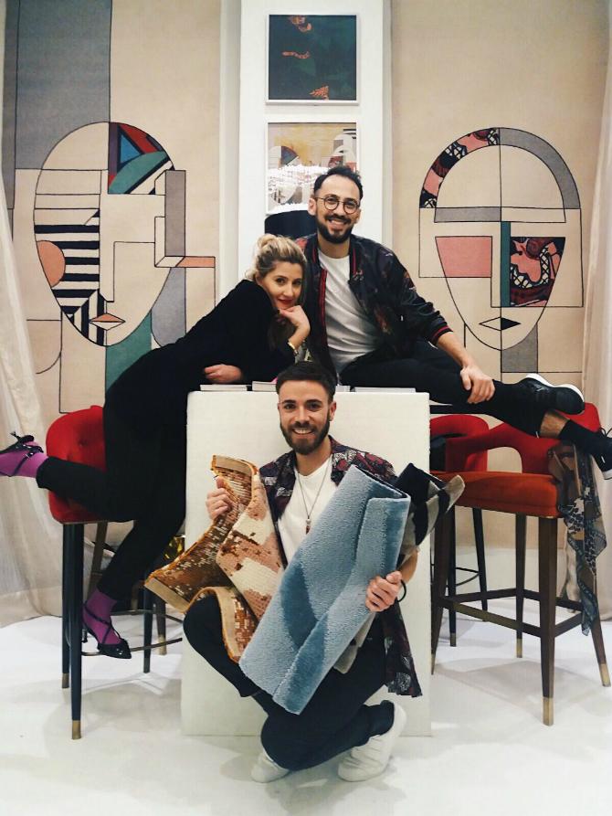 mo2018 maison et objet 2018 The Best Of Maison et Objet 2018: Unforgettable Contemporary Rugs maison et objet 2018