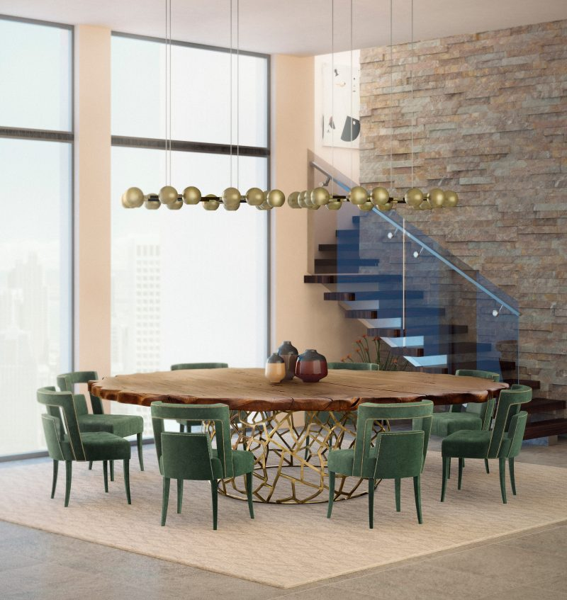 modern rugs The Best Modern Rugs for your Dining Room Design BB Dining Room mar 17 4 e1520415209768