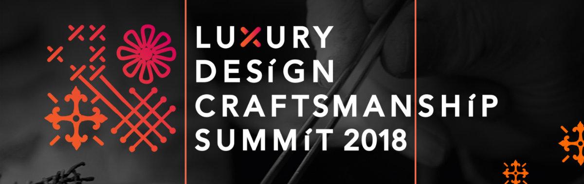 Luxury Design & Craftsmanship Summit 2018: Handmade Rugs