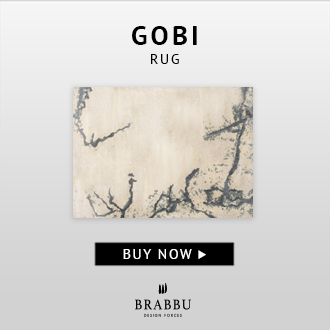 Gobi Rug  Dining and Living Room bb gobi rug