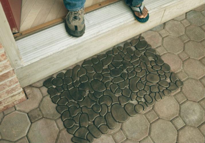 Contemporary Doormat Rugs