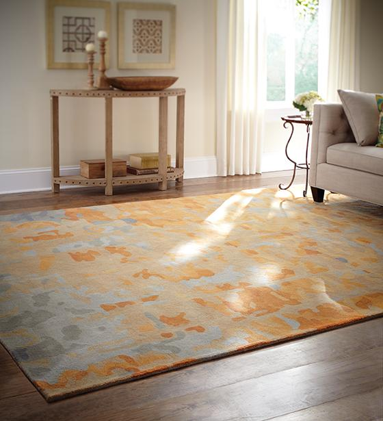 top 9 contemporary rugs for your living room