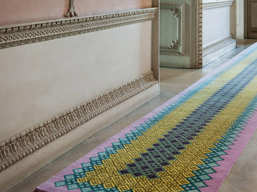 capa jonathan saunders Jonathan Saunders rug collection capa 3