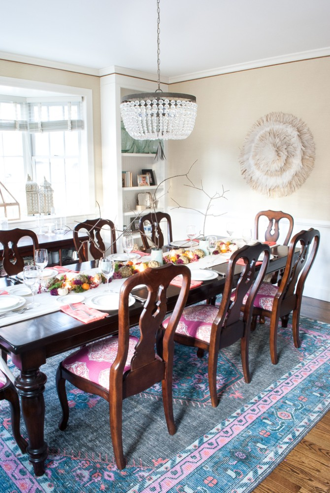 5 Dining Room Rugs To Bring Thanksgiving Into Your Home dining room rugs 5 Dining Room Rugs To Bring Thanksgiving Into Your Home 5 Rug Dining Room Ideas To bring Thanksgiving Into Your Home 1