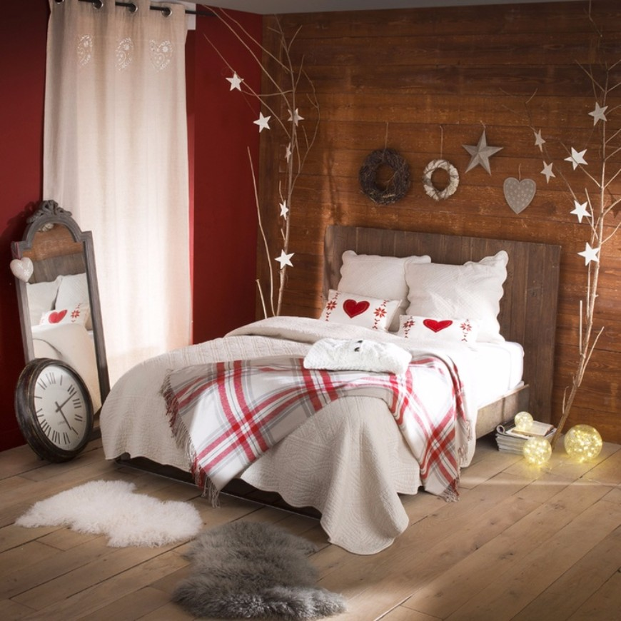 6 Bedroom Rugs To Bring Christmas Into Your Home  bedroom rugs 6 Bedroom Rugs To Bring Christmas Into Your Home 6 Bedroom Ideas To Bring Christmas Into Your Home Decor 5