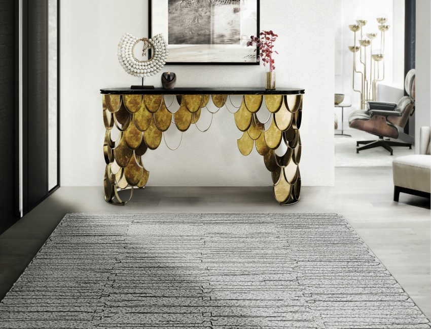5 Contemporary Rugs Exhibitors In The Boutique Design Trade Fair