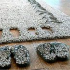 5 Unusual Modern Rugs Decor Ideas Unusual Modern Rugs 5 Unusual Modern Rugs Decor Ideas tapistongs slipper rug1 145x145