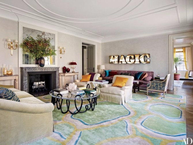 10 More Amazing Modern Rugs In Architectural Digest living room rugs 10 More Amazing Living Room Rugs In Architectural Digest 10 More Amazing Living Room Rugs In Architectural Digest 4