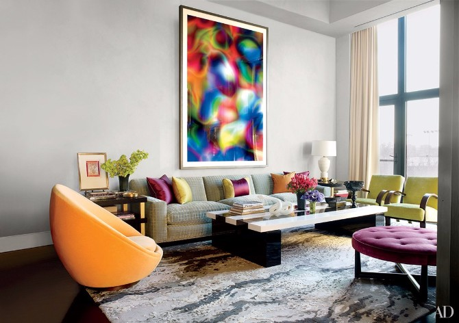 Living Room Rugs: 10 Smashing Ideas In Architectural Digest living room rugs Living Room Rugs: 10 Smashing Ideas In Architectural Digest 10 Smashing Living Room Rugs In Architectural Digest 9