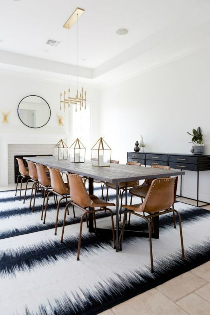 Rugs That Steal The Show dining room rugs 6 Stunning Dining Room Rugs That Steal The Show 38c1e83be93fed724d743a5aca22a684