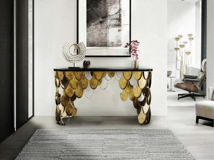 11 Exquisite Modern Rugs By BRABBU To Spice Up Any Room