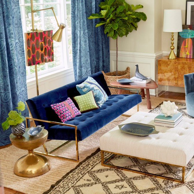 9 Tips On How To Style Contemporary Rugs Like Jonathan Adler jonathan adler 9 Tips On How To Style Modern Rugs Like Jonathan Adler How To Style Living Room Rugs Like Jonathan Adler 2