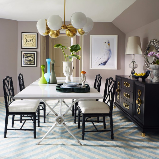 9 Tips On How To Style Contemporary Rugs Like Jonathan Adler Modern Rugs 9  Tips On