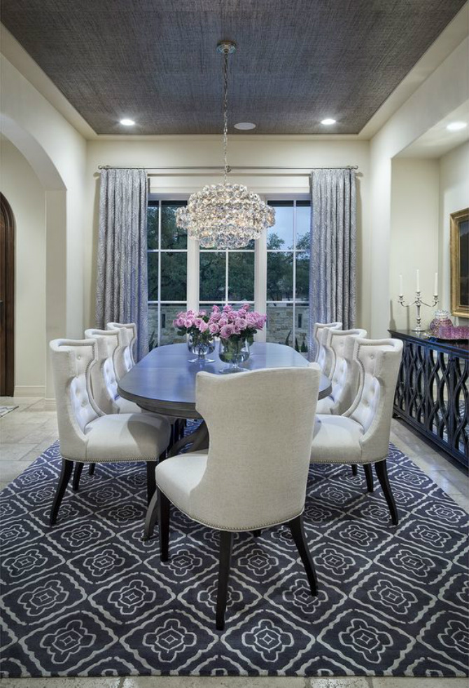 6 Stunning Dining Room Rugs That Steal The Show dining room rugs 6 Stunning Dining Room Rugs That Steal The Show d2c6eddddbb2d85341aa1b7ac54d94f1