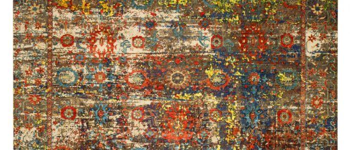 TOP 5 GERMAN CONTEMPORARY RUGS DESIGN YOU WILL LOVE contemporary rugs TOP 5 GERMAN CONTEMPORARY RUGS DESIGN YOU WILL LOVE 4502184 Bidjar Paddington Artwork 18 250cmx300cm 472 2612 ORIGINAL 700x300