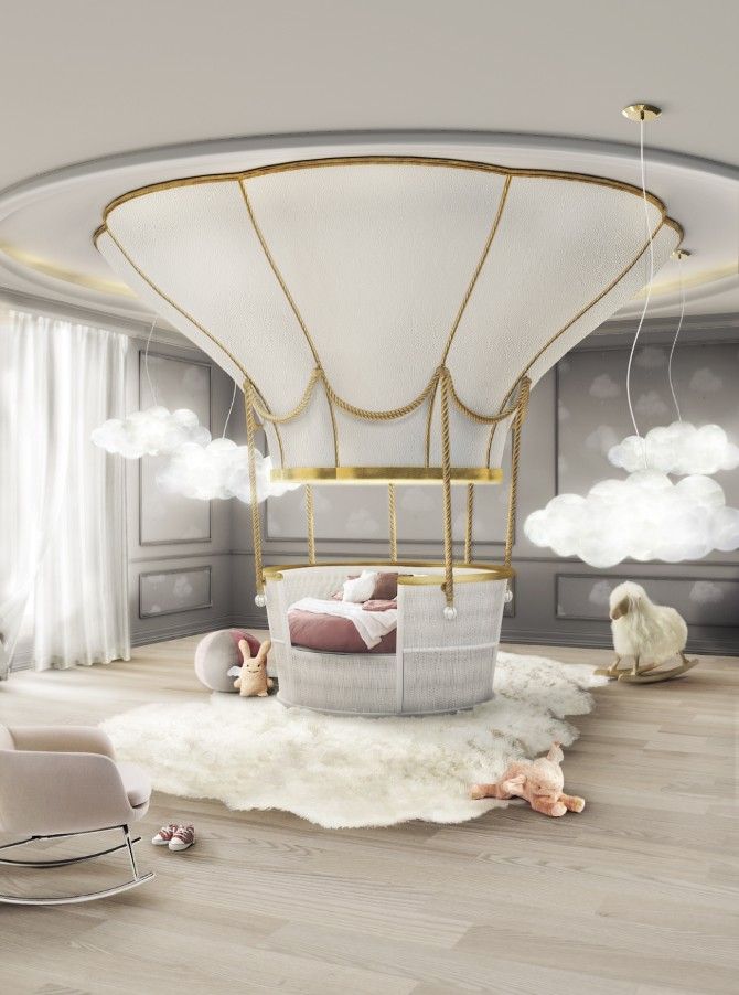 7 Beautiful Bedroom Rugs That Dreams Are Made Of bedroom rugs 7 Beautiful Bedroom Rugs That Dreams Are Made Of fantasy balloon ambience circu magical furniture 01