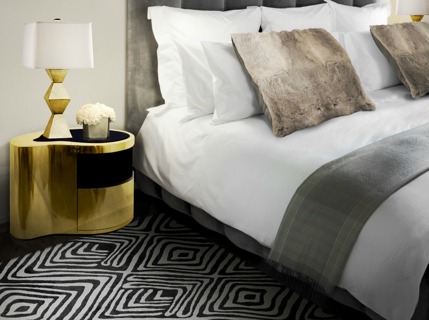 7 Beautiful Bedroom Rugs That Dreams Are Made Of