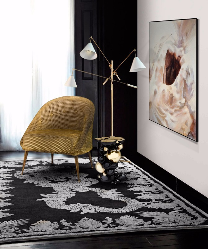 Home interiors rugs