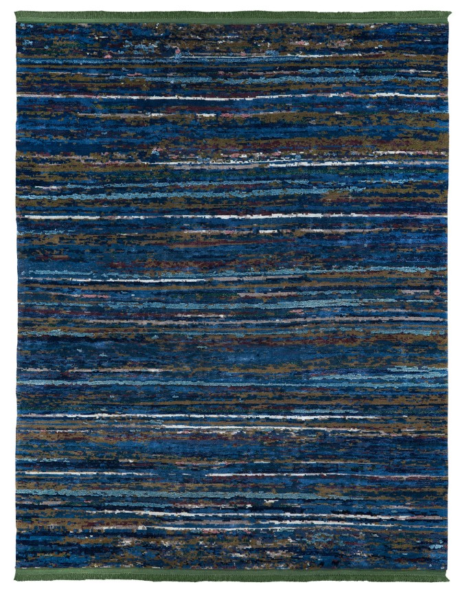 rug exhibitors Top 20 Contemporary Rug Exhibitors At iSaloni 2017 LostWeave1 multicolor cm