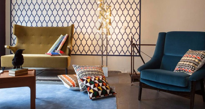 The Most Exquisite Projects with contemporary rugs projects with contemporary rugs The Most Exquisite Projects With Contemporary Rugs blue living store berlin 2