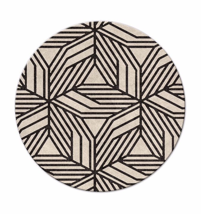 10 eye-catching round rugs that make your home decor attractive round rugs 10 eye-catching round rugs that make your home decor attractive cauca rug 2 1 HR
