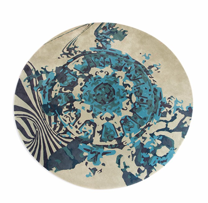 10 eye-catching round rugs that make your home decor attractive round rugs 10 eye-catching round rugs that make your home decor attractive pantheon 01