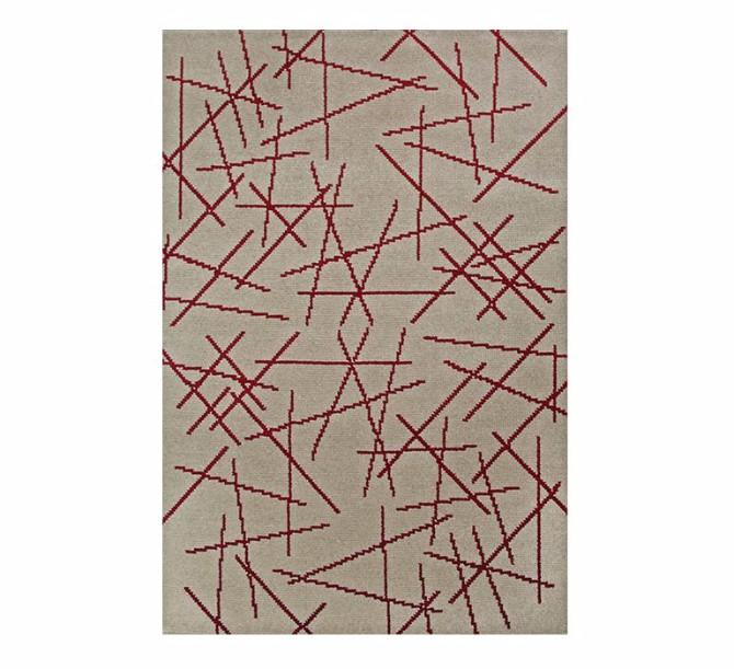 Top 20 Contemporary Rug Exhibitors At iSaloni 2017 rug exhibitors Top 20 Contemporary Rug Exhibitors At iSaloni 2017 polanski rug detail 01