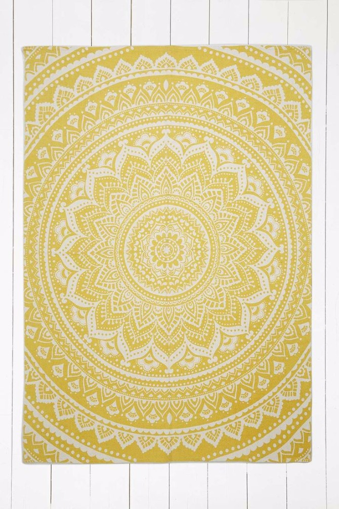Modern Rugs Summer Trends with Pantone Colours Inspiration pantone colours inspiration Modern Rugs Summer Trends with Pantone Colours Inspiration primrose yellow