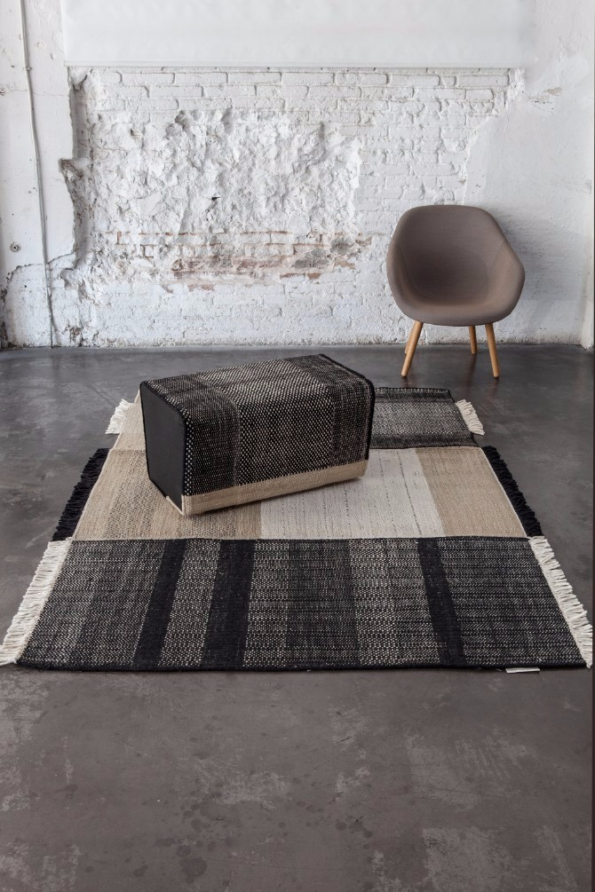 rug exhibitors Top 20 Contemporary Rug Exhibitors At iSaloni 2017 tres pouf1 1