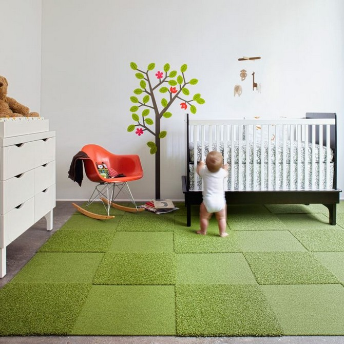 colorful rugs 10 Ways to Decorate Using Pantone's 2017 Colorful Rugs: Greenery 0af278bf5ec73b510995c04a2372db03