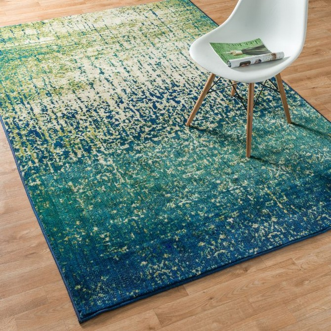 colorful rugs 10 Ways to Decorate Using Pantone's 2017 Colorful Rugs: Greenery 63a464b8a96f9a8170fa3917fa711754