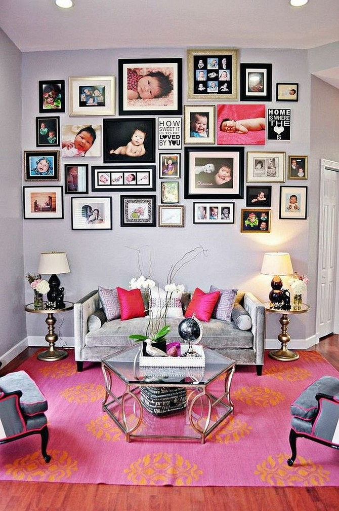 Keep it bold: follow the Summer trends using Pink Rugs! pink rugs Keep it bold: follow the Summer trends using Pink Rugs! Repeat pink throughout the living room in a subtle fashion for a curated look